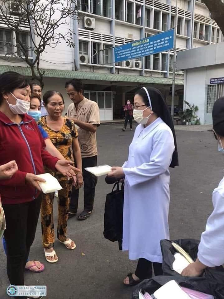 Người Công Giáo trước đại dịch Viêm phổi cấp do virus Corona