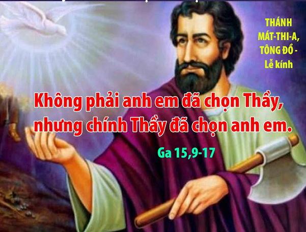 Người được Thiên Chúa tuyển chọn