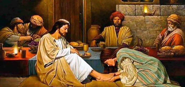 Người Phụ Nữ tội lỗi và ba lời khấn