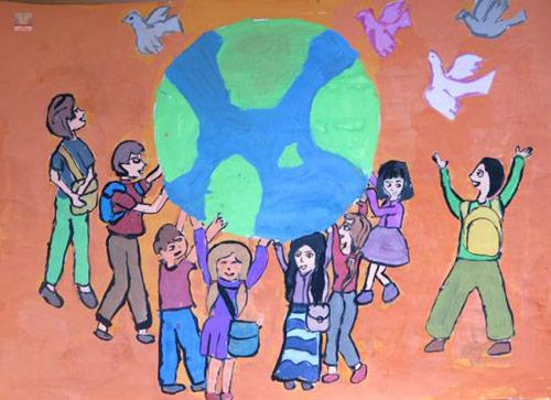 Nguyệt san tháng 12/2020: Người trẻ giúp canh tân thế giới