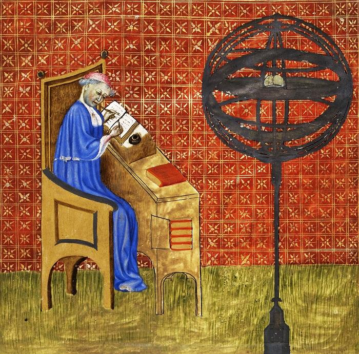 Nhà bác học của thế kỷ 14