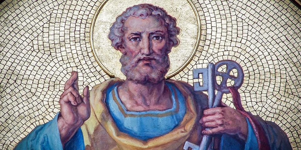 Như là vị Giáo hoàng đầu tiên, thánh Phêrô có viết thông điệp nào không?