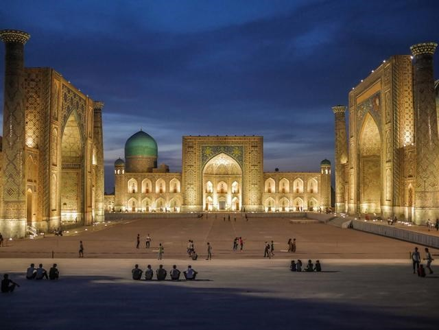 Những bật mí vô cùng bất ngờ về đất nước Uzbekistan...
