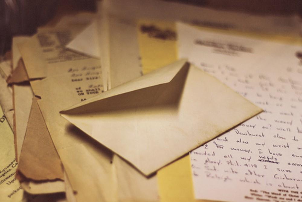 Những bức thư được gửi cho Đức Mẹ