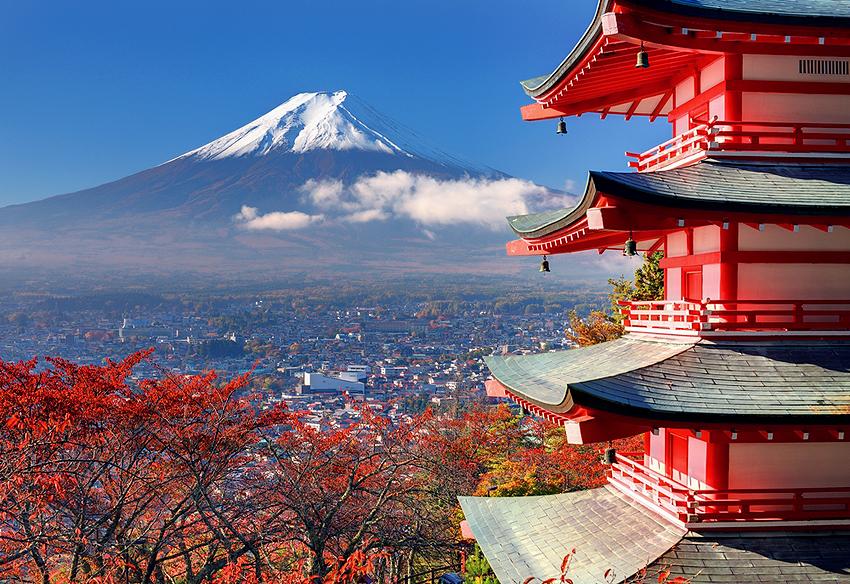 Những điều thú vị về đất nước Nhật Bản