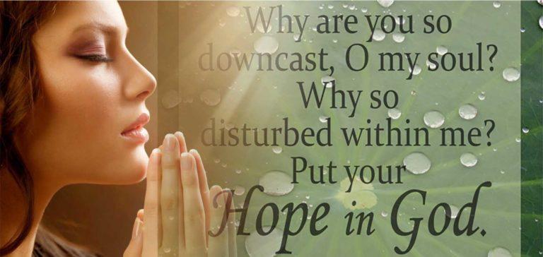 Những Lời Cầu Nguyện Giúp Chúng Ta trong Những Lúc Đau Buồn