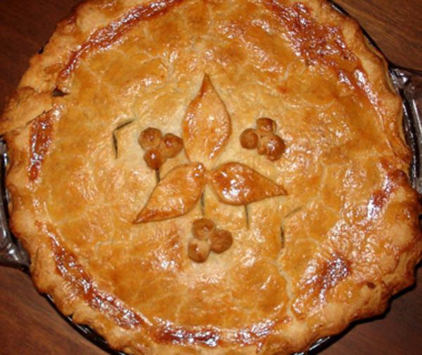 Những món ăn truyền thống đón Năm Mới khắp thế giới