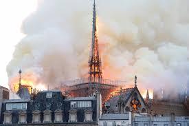 Những Tín Hiệu Hy Vọng Từ Vụ Cháy Nhà Thờ Đức Bà Paris