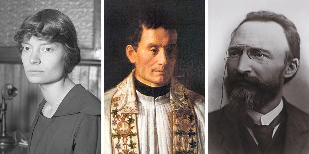 Những vị thánh từng chiến đấu với ý muốn tự tử