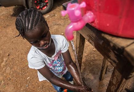 Nỗ lực ngăn chặn dịch bệnh Êbôla ở Congo