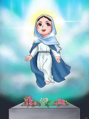 Nơi ngưỡng cửa Thiên đàng, có một người mẹ đang chờ đợi chúng ta