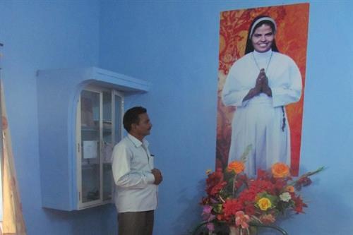 Nữ tu Ấn Độ bị sát hại được phong chân phước