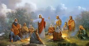 Nước Thiên Chúa đang ở  giữa chúng  ta