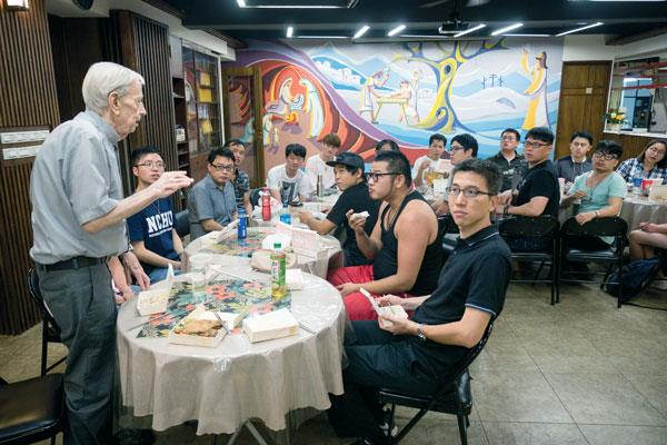 Nuôi dưỡng tình bạn và tình yêu ở Đài Loan