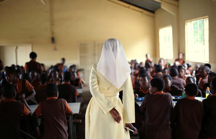 Ở Phi châu, các nữ tu là nạn nhân của luật im lặng