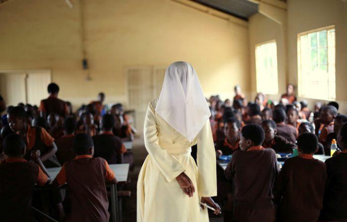 Ở Phi châu, các nữ tu là nạn nhân của luật im lặng.