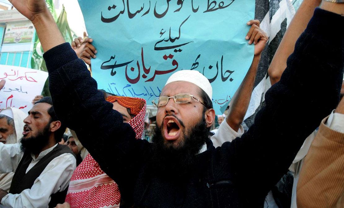 Pakistan muốn trao đổi Asia Bibi với nữ sát thủ Aafia Siddiqui?