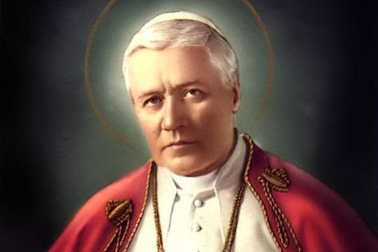 Thánh Piô X - Giáo Hoàng