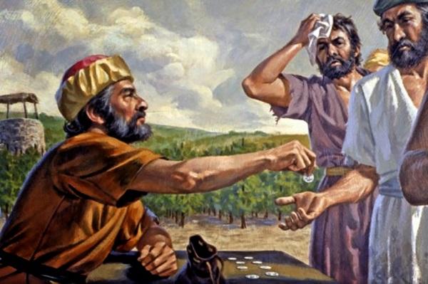 Phải chăng Thiên Chúa bất công ?