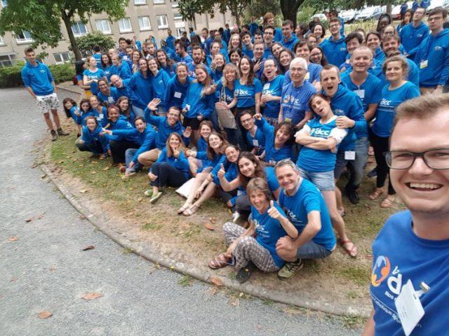 Phái đoàn Hợp tác Công giáo gởi 103 thiện nguyện viên đi khắp nơi trên thế giới