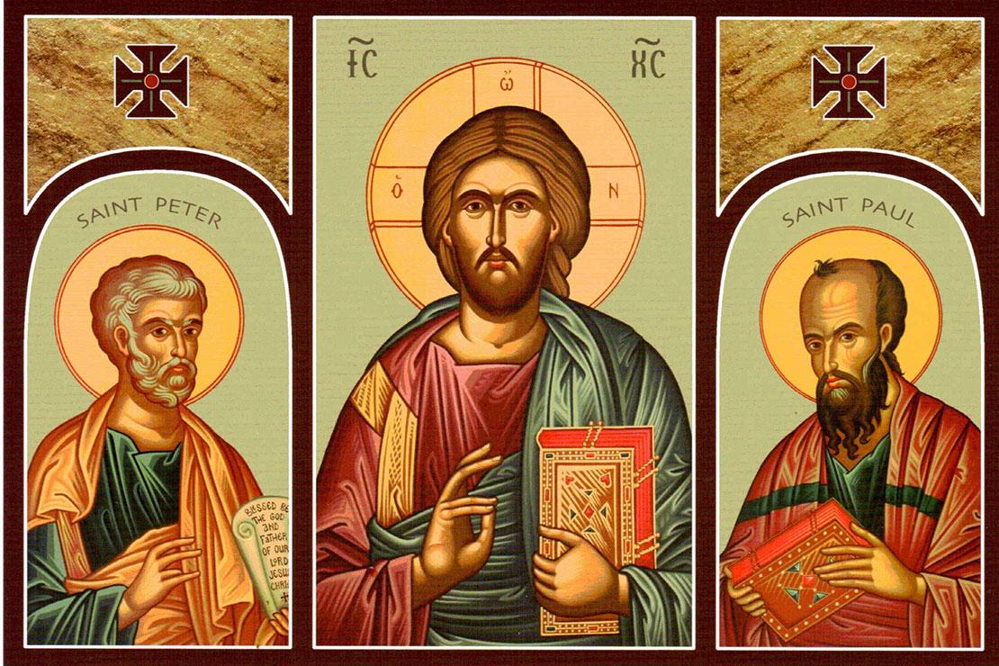 Phái đoàn Tòa Thượng Phụ Constantinople sang Tòa Thánh dự lễ hai thánh Phêrô và Phaolô Tông Đồ