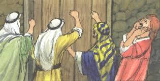 Phấn đấu qua cửa hẹp
