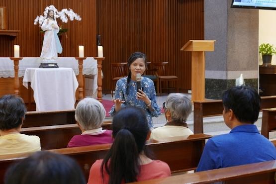 Phổ biến thông điệp của thánh nhân người Ba Lan cho Trung Quốc