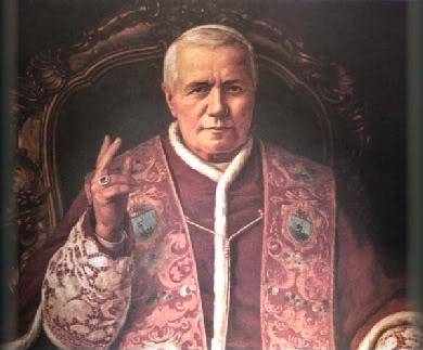 Thánh Pi-ô X - Giáo hoàng (1830-1914)