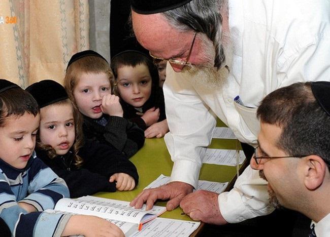 Quan điểm giáo dục của người Do Thái