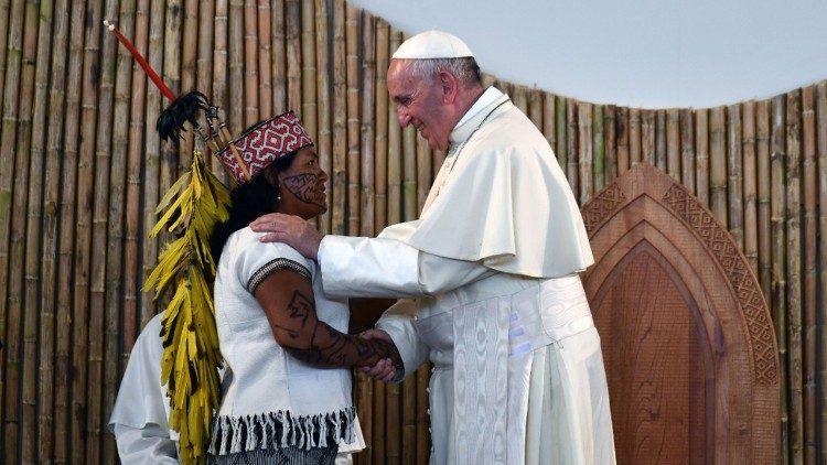 Querida Amazonia - Amazon yêu quý, Tông huấn của Đức Thánh Cha cho một Giáo hội có khuôn mặt Amazon