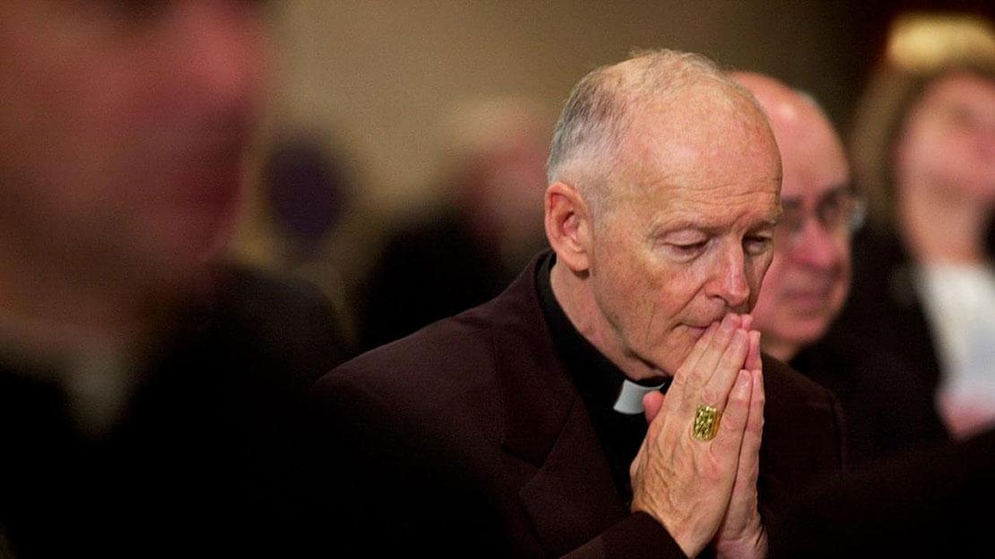 Quyết định của Đức Giáo Hoàng: Trục xuất McCarrick khỏi hàng giáo sĩ