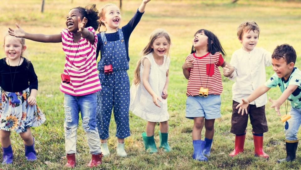 Cách để nuôi dạy con cái trở nên đầy hy vọng về tương lai
