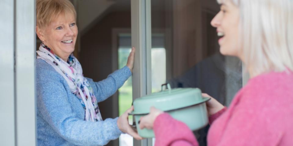 Cách người Công giáo Úc chăm sóc cho nhau trong thời gian cách ly cộng đồng