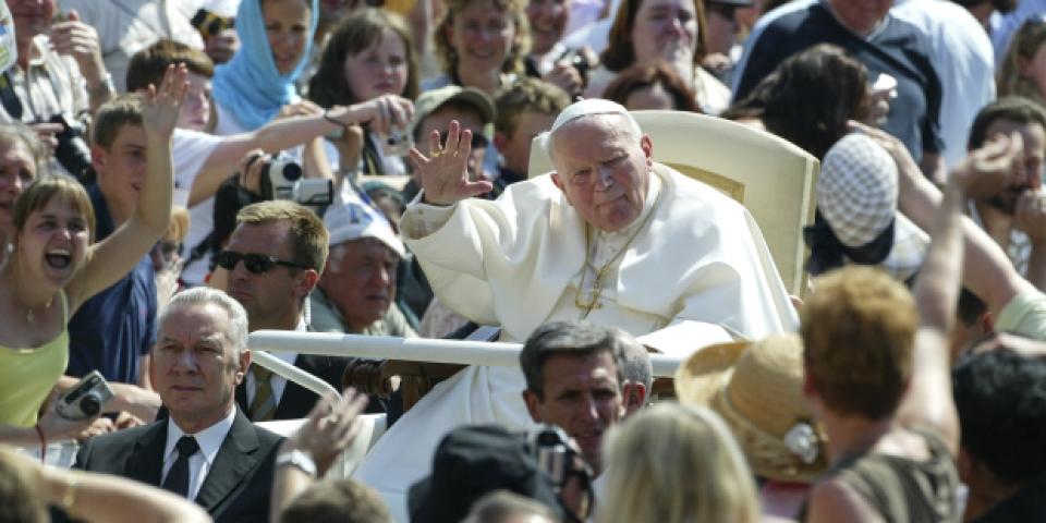 Thánh Giáo Hoàng Gioan Phaolô II được nhiều người diện kiến hơn bất kỳ ai khác trong lịch sử