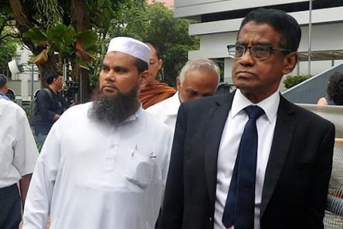 Singapore tống khứ vị chủ tế Hồi giáo
