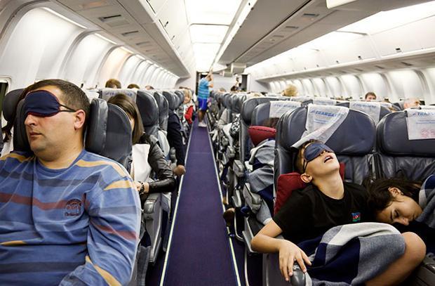 Một vài điều có thể xảy ra với cơ thể khi bạn đi máy bay
