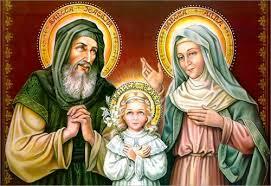 Sống mẫu mực như Thánh Gioakim và Anna