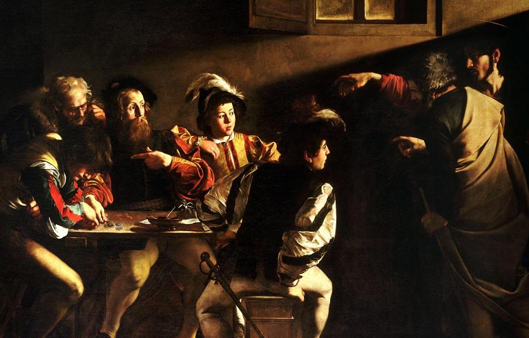 Sự biến chuyển trong phong cách nghệ thuật của danh hoạ Caravaggio