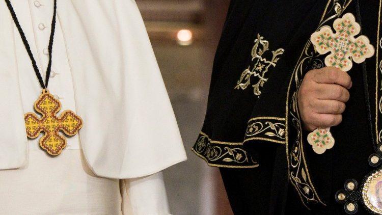 Sứ điệp video của ĐTC Phanxicô tưởng nhớ 21 vị tử đạo Copt
