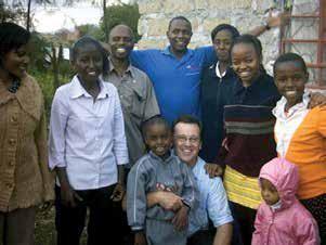 Sứ mạng truyền giáo cho Nam Phi: Sống trong niềm hy vọng hân hoan