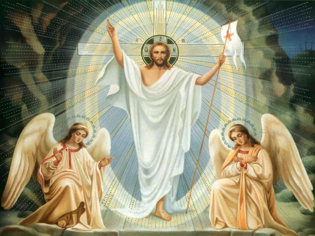 Suy niệm Chúa nhật Chúa Phục Sinh - Năm B