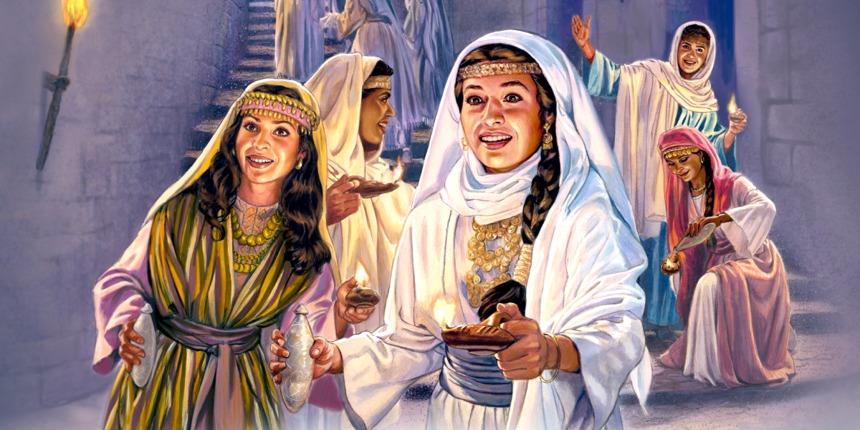 Suy niệm Tin Mừng Chúa nhật 32 TN - Năm A