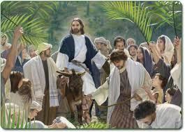 Ta là ai trong cuộc thương khó của Chúa Giêsu