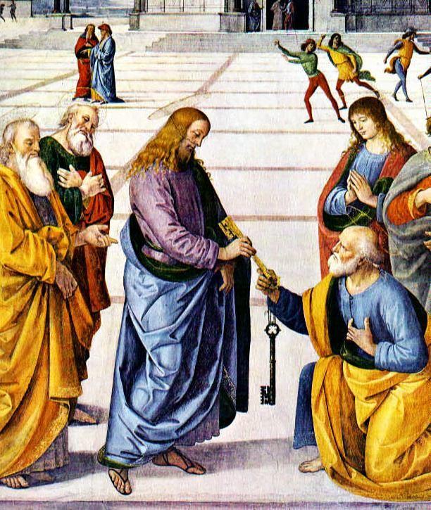 Tại sao Đức Kitô lại thiết lập phẩm trật trong Hội thánh?