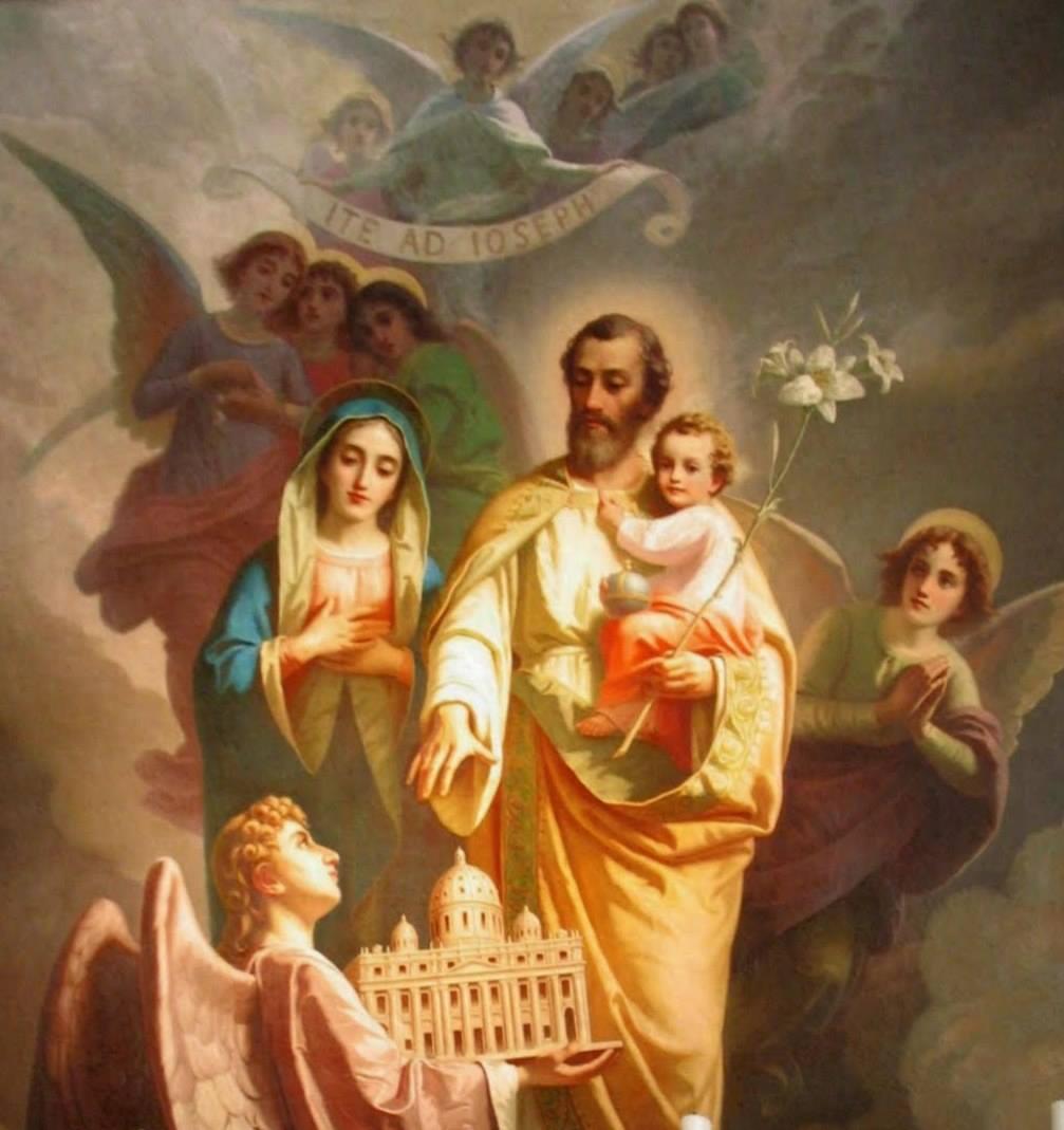 Tại sao kính thánh Giuse vào tháng ba ?