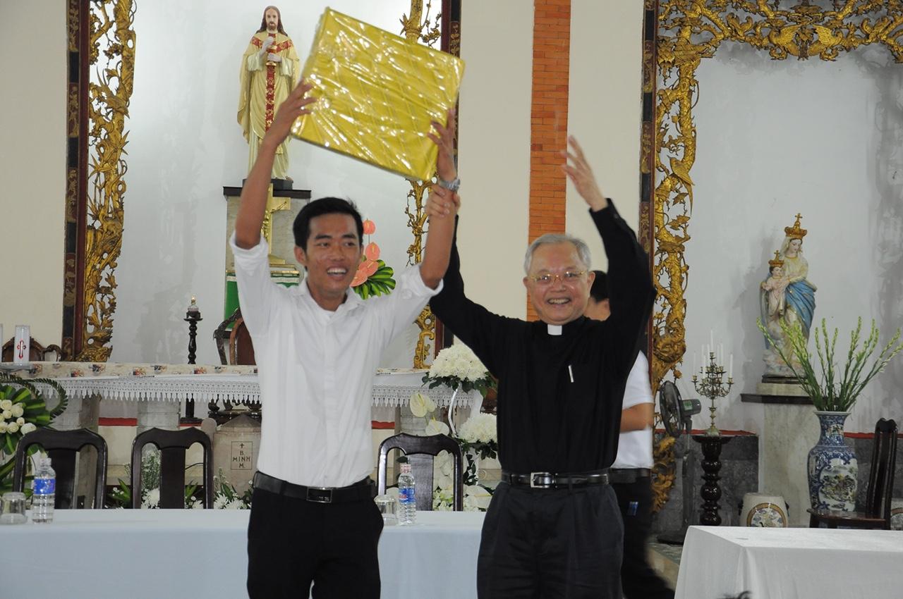 """TÂM TÌNH TRI ÂN """"NGÀY GIA ĐÌNH CHỦNG VIỆN"""""""