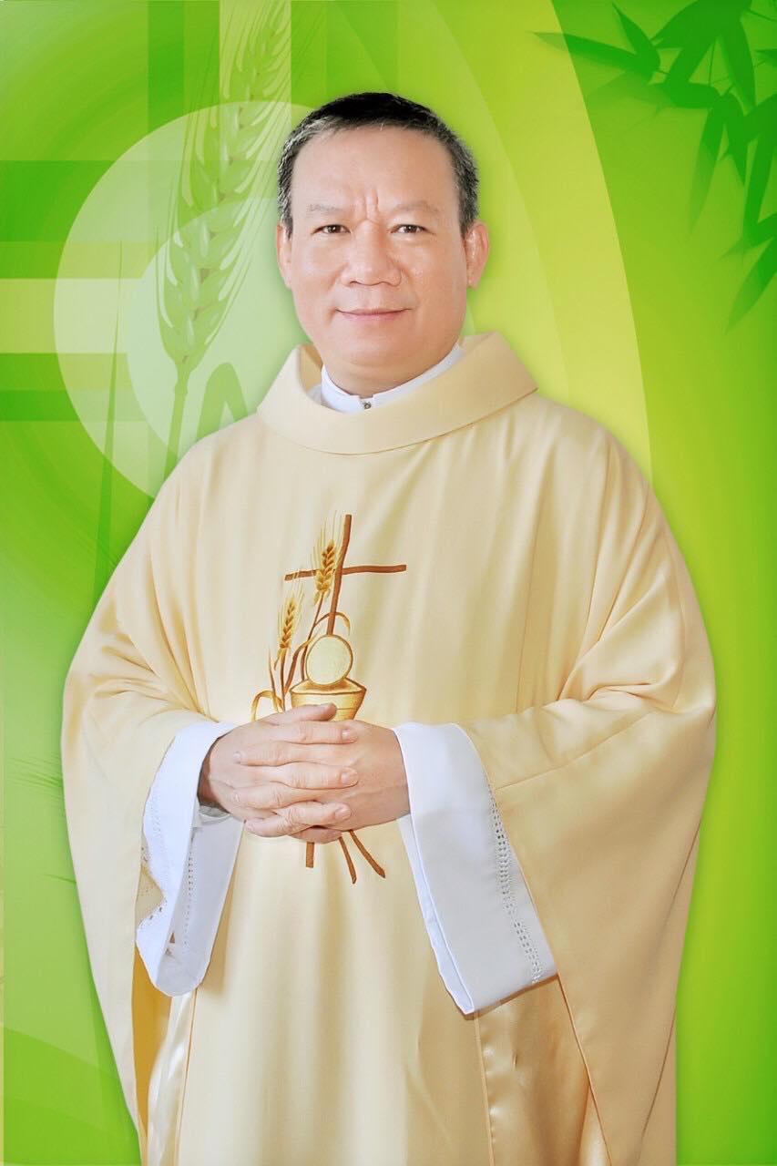 Tân Tổng Thư ký Ủy ban Mục vụ Gia đình trực thuộc Hội đồng Giám mục  Việt Nam.
