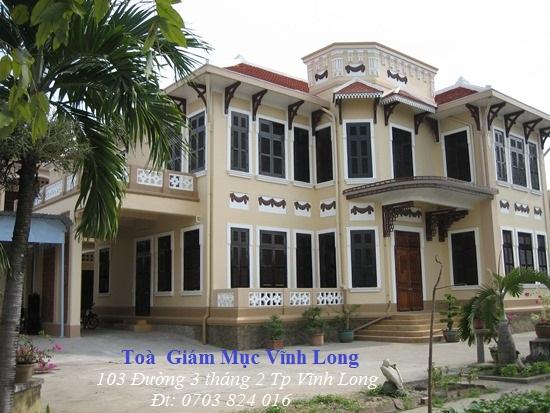 Thư Cám Ơn của Giáo Phận Vĩnh Long về Lễ Tang Đức Cha Giacôbê Nguyễn Văn Mầu