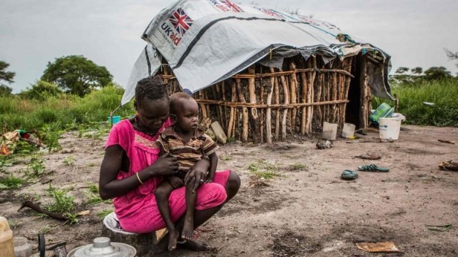 Thảm trạng tại Nam Sudan