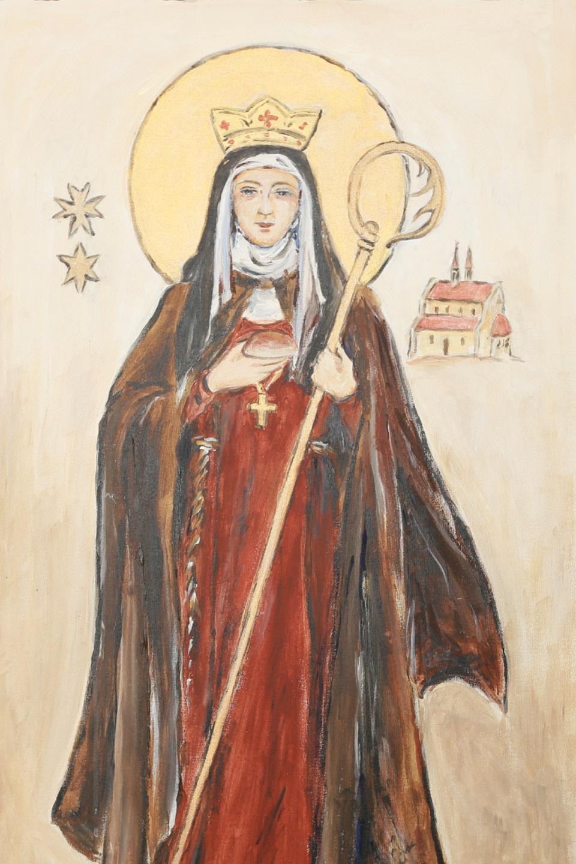 Thánh Anê Bôhêmia  (1205-1282)